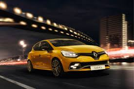 renault sports car new 2016 renault clio renaultsport hatch ready for launch