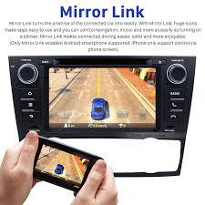 Hd 1024 600 Multi Touch Screen 2005 2012 Bmw 3 E90 E91 E92 E93