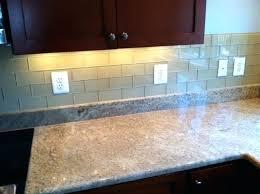 glass subway tiles for kitchen backsplash grey subway tile kitchen backsplash white glass subway tile