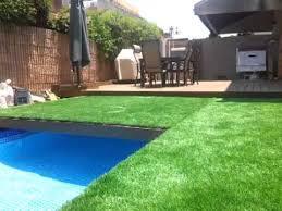 Backyards With Pools Man Builds Diy U0027hidden Pool U0027 In His Backyard That Disappears Under