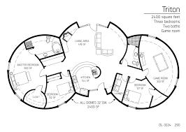 floor plan dl 3224 monolithic dome institute