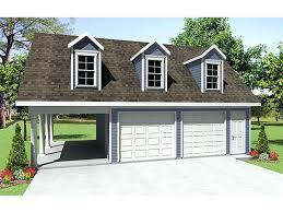 Floor Plans With 3 Car Garage 3 Car Garage Loft Plan 028g 0053detached 2 Floor Plans Cost To