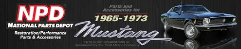 65 mustang accessories mustang parts national parts depot