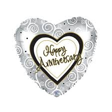 balloon delivery uk anniversary balloons happy anniversary balloons delivered
