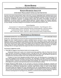 Example Of Business Analyst Resumes Sample Resume Business Intelligence Analyst Augustais
