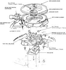 carburetor illustration ineed to rebuild a carburetor for a fixya