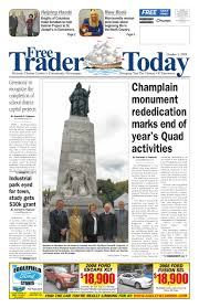 clinton co freetrader today 10 03 09 by sun community news and