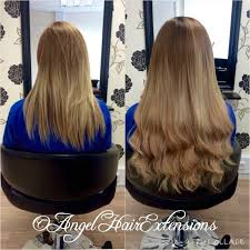 hair extensions angel hair extensions