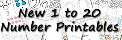 new free 1 to 20 number printables 3 dinosaurs