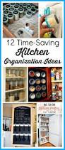 Organizing Kitchen Ideas by Best 20 Spice Cabinet Organize Ideas On Pinterest Small Kitchen