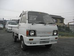 toyota commercial vehicles usa dump bed us street legal 1987 daihatsu toyota hijet 4x4