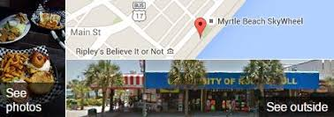 Top Bars In Myrtle Beach Moe Moons Beach Bar And Grill American Food Restaurant Review