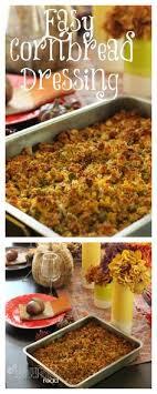 easy cornbread dressing recipe easy thanksgiving recipes