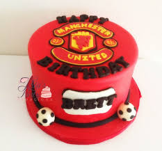19 best manchester united cakes images on pinterest manchester