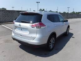 nissan rogue used 2015 2015 used nissan rogue awd 4dr sl at landers chevrolet serving
