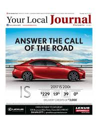lexus is 350 usage quebec your local journal july 13th 2017 by your local journal issuu