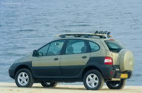 renault scenic rx4 specs 2000 2001 2002 2003 autoevolution