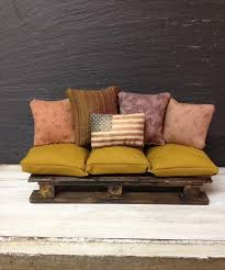upcycled pallet sofa and cushions set pallet furniture diy