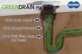 Sewer Gas In Bathroom Green Drain Super Seal 3 5