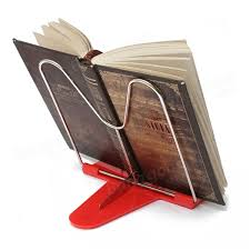 book reading stand for desk adjustable angle foldable portable reading book stand desk holder