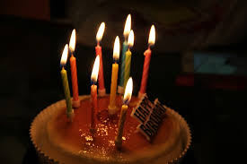 free photo birthday cake candle cake free image on pixabay