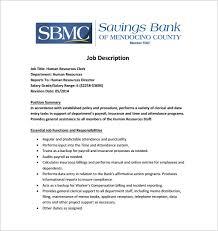 Data Entry Specialist Job Description Resume by 12 Data Entry Job Description Templates U2013 Free Sample Example