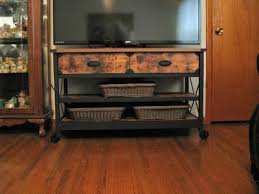 Tv Tables At Walmart Better Homes And Gardens Rustic Country Antiqued Black Pine Panel