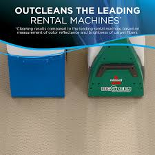 How To Use The Rug Doctor Machine Amazon Com Bissell 86t3 86t3q Big Green Deep Cleaning