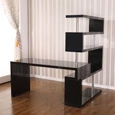 Modern Corner Desks For Home Office by Furniture Office Rotating Home Office Corner Desk And Shelf