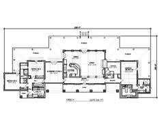 small open floor plans for classic ranch style homes