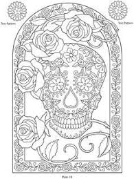 complicated coloring pages for adults dover publications color page coloring books pinterest