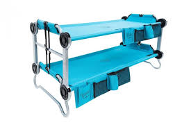 KidOBunk Portable Bunk Beds For Camping Also Converts Into A Sofa - Images bunk beds