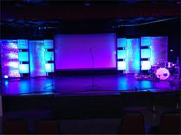 catalog design ideas church stage design ideas for cheap