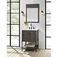 fairmont designs bathroom vanities fairmont designs 24 inch toledo open shelf vanity driftwood gray