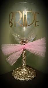 best 25 bridal shower favors best 25 wine glass ideas on wine bridal shower