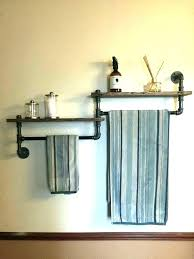 bathroom towel decorating ideas bathroom towel hanging ideas towel rack with hooks for bathrooms