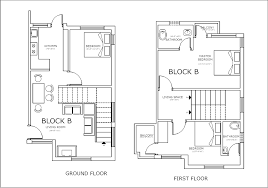 residential floor plans corglife