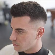 goodlooking men with cropped hair best short haircut styles for men