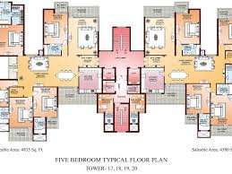 Bedroom  Awesome  Bedroom Apartments Plan In Modern Small And - Apartment building design plans