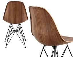 Plastic Wood Chairs Admiring Eames Molded Wood Chairs Third Story Ies