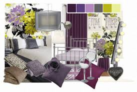 bedroom ideas awesome nice bedroom purple grey and purple