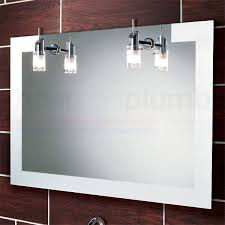 Illuminated Bathroom Wall Mirror More About Illuminated Bathroom Mirrors