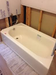 American Standard Bathtub Installation Bathroom Americast Tub American Standard Princeton Bathtub
