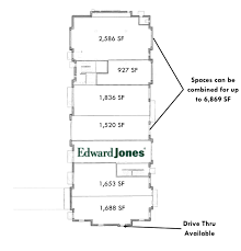 commercial floor plan 503 broadway