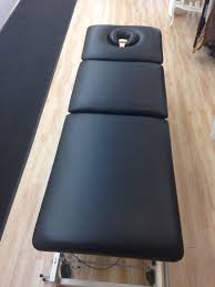 table upholstery for massage therapists massage table upholstery foamland and ted s furniture restoration