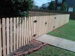 wood picket fence pictures fences co loversiq