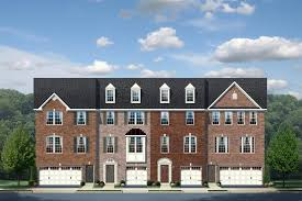 Ryan Homes Mozart Floor Plan New Homes For Sale At Hermitage Townes In Henrico Va Within The