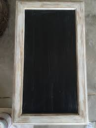 Chalkboard Love And Hope Anchors - cabinet door turned chalk board the other side of neutral