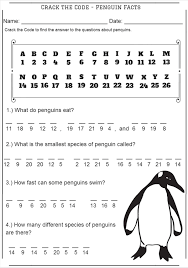 cracking the periodic table code worksheet answers the code worksheet answers free worksheet printables