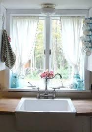curtains kitchen window ideas kitchen window ideas curtains for kitchens with the best